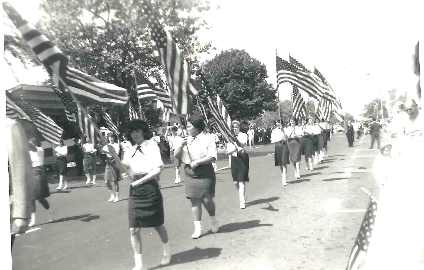 Marching Band 1962 Dr. Tydings.jpg
