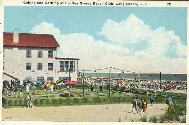 Beach Scene West End Sea Breeze Club.jpg