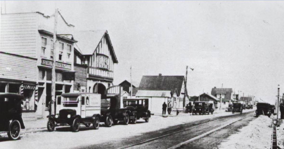 Looking East Wyoming Beech 1925.jpg