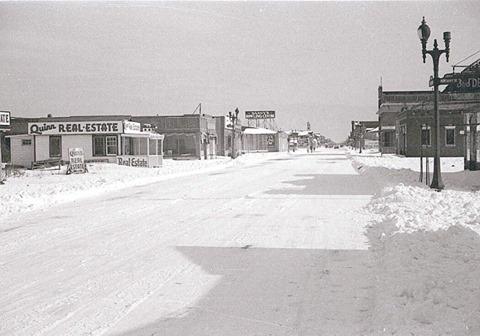 West End Beech St Looking West 1943.jpg