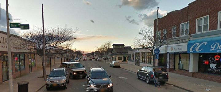 West End Beech St New York Ave Looking West 2012.jpg