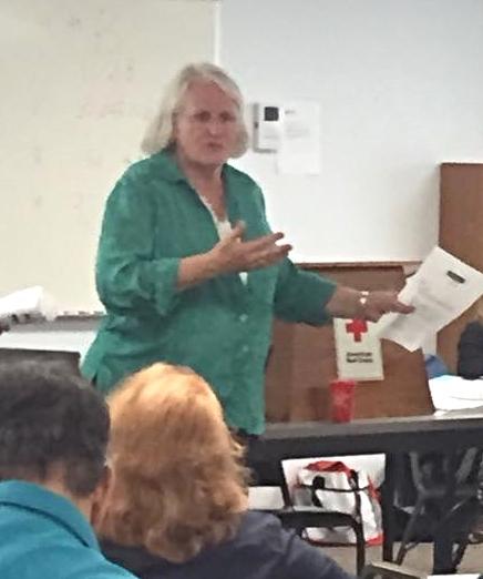 Mary VanderGoot, RFL Mentor