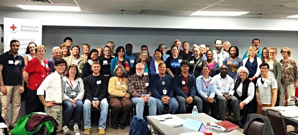 2015 Restoring Family Links Casework Training in Grand Rapids,Michigan