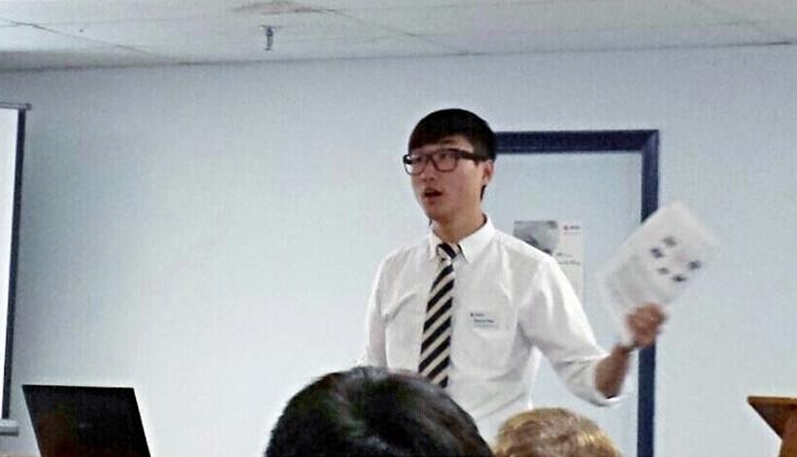 Daniel Kim, RFL Instructor