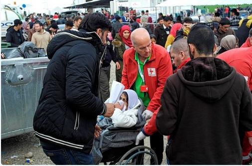 Photo credit: IFRC