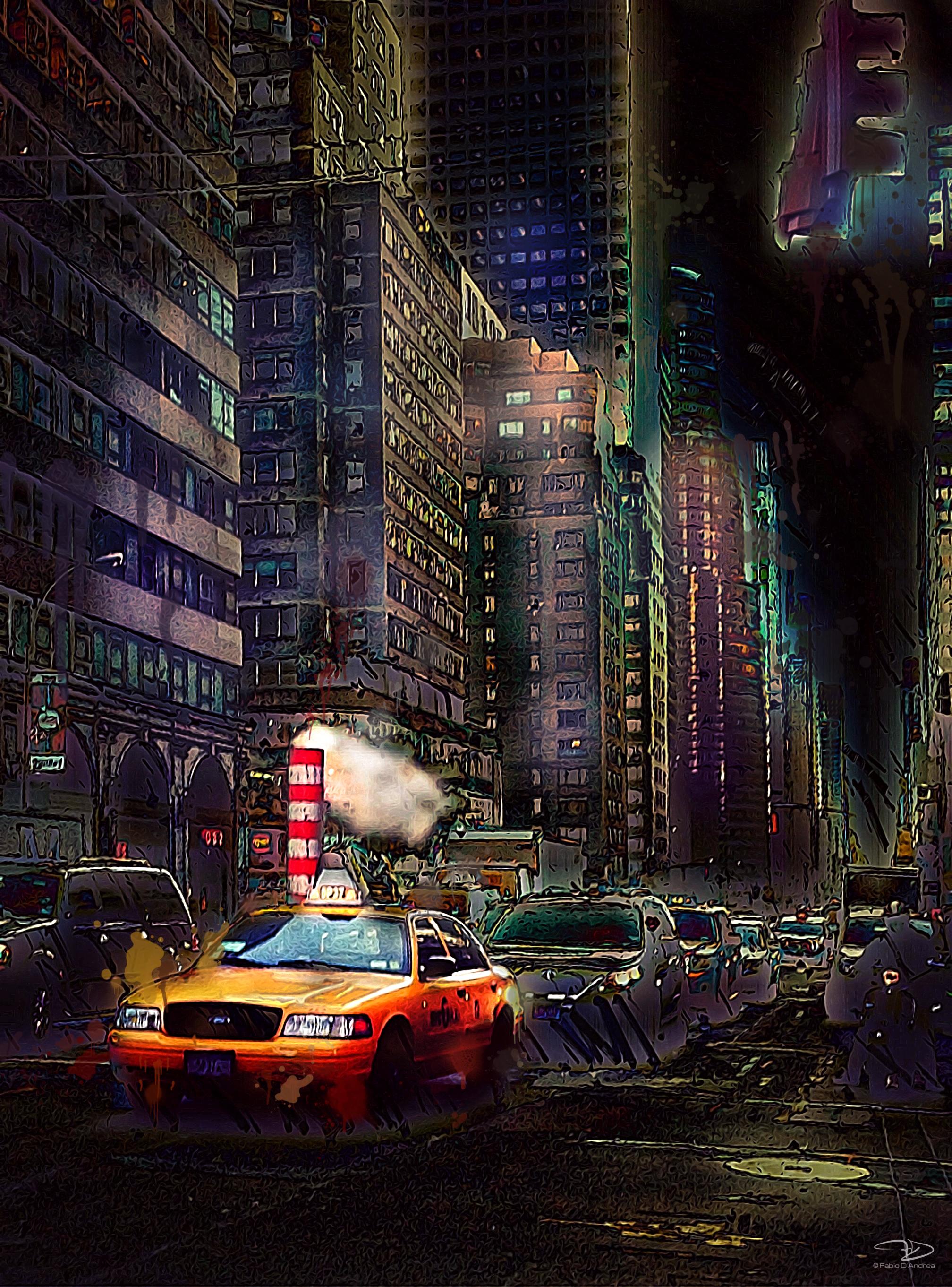 Dark Light - NY Series