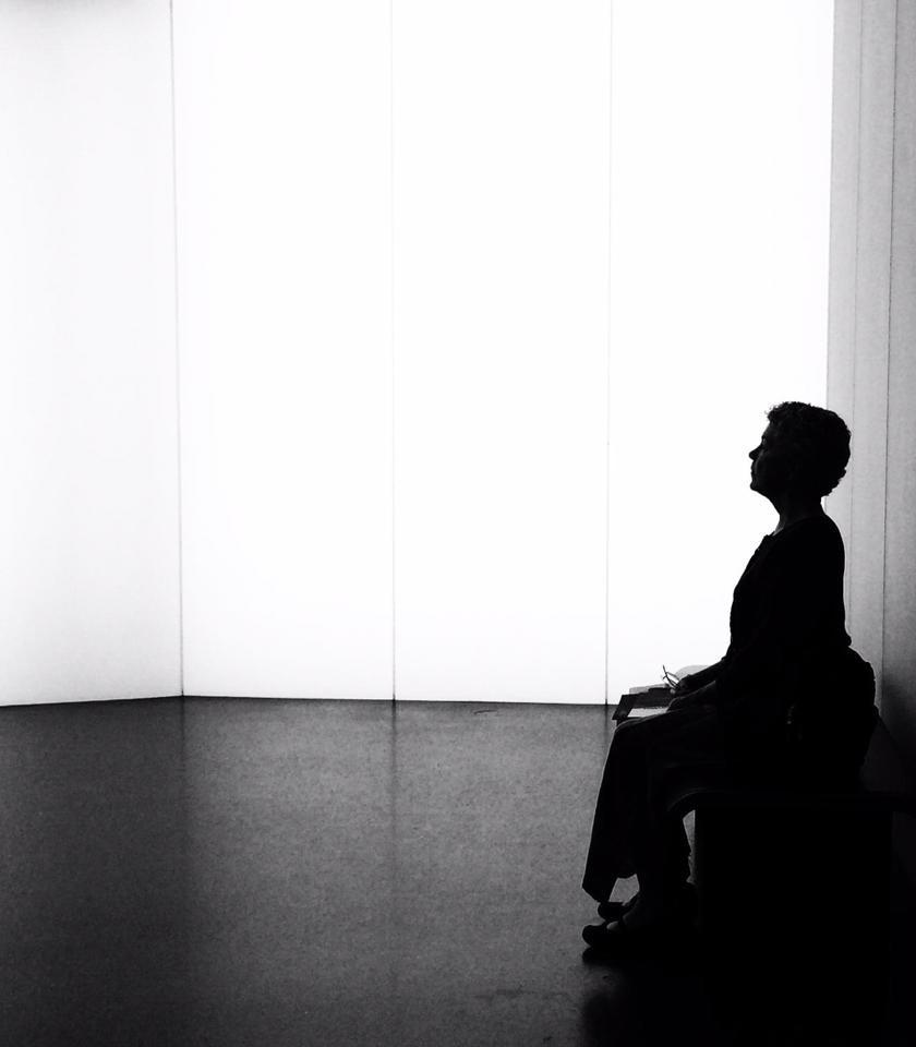 Meri Walker portrait by Gina Costa.