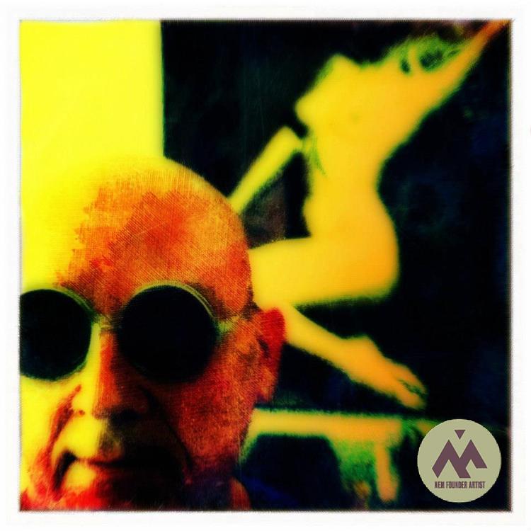 "JAMES CLARKE - NEM FOUNDER ARTIST AND CURATOR OF ""NEM CLOUDS"""