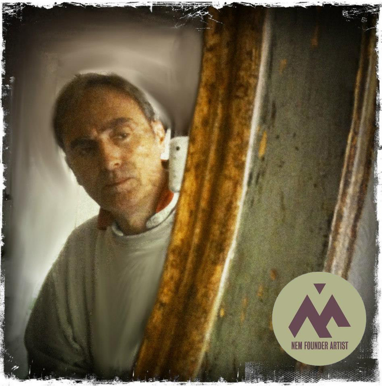 "GIANLUCA RICOVERI - NEM FOUNDER ARTIST AND CURATOR FOR ""NEM LANDSCAPES."""