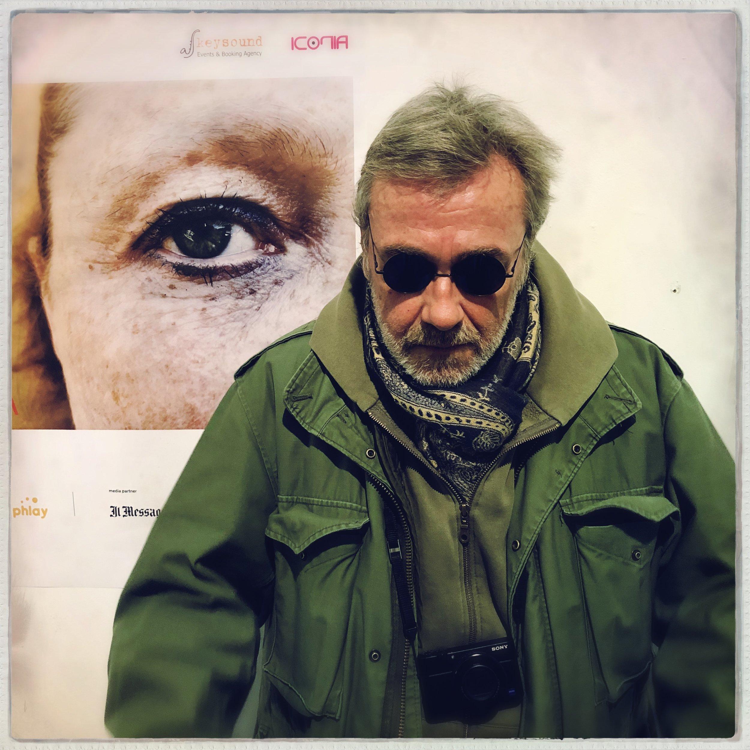 ANDREA BIGIARINI -Photo by Giuseppe Iannicelli
