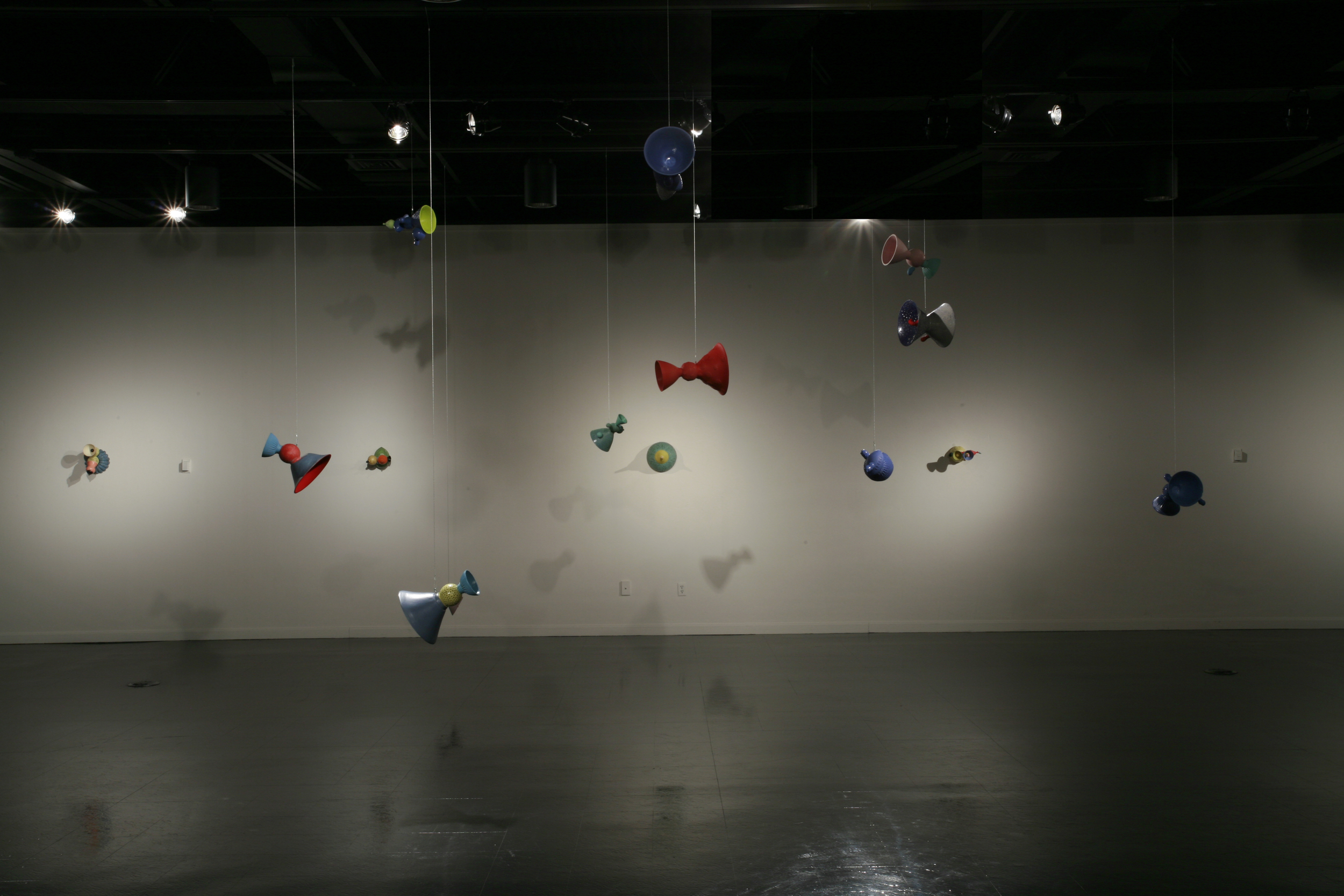 Silence! Magical Thinking in Progress, University of Kansas Art Gallery