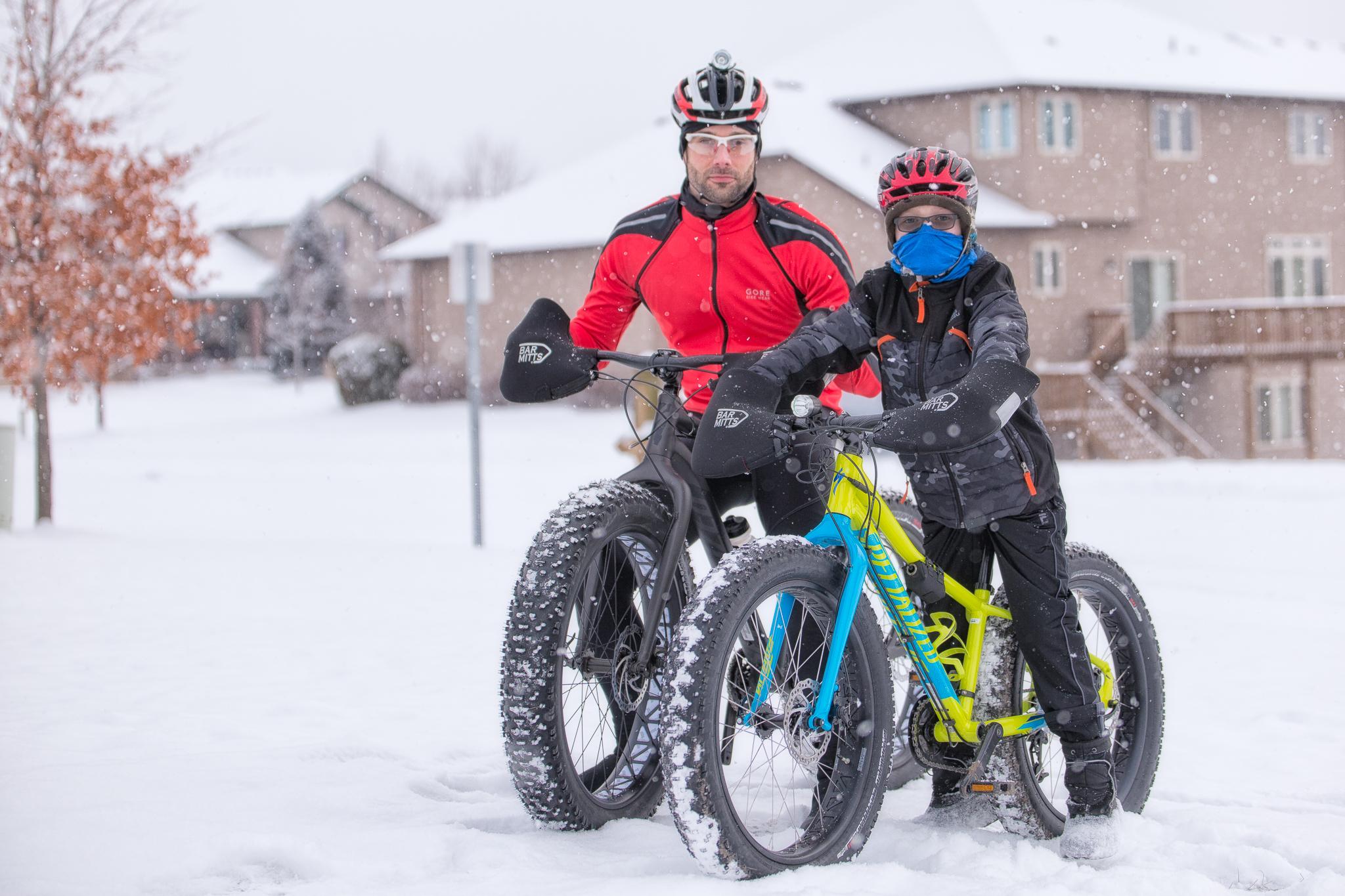 Fat Tire Bike Demos - Courtesy of Detroit Mountain