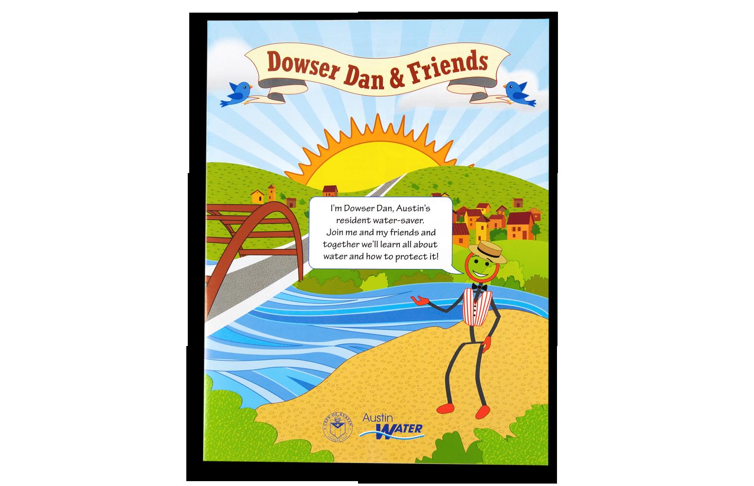 Dowser Dan Educational Gamesheet