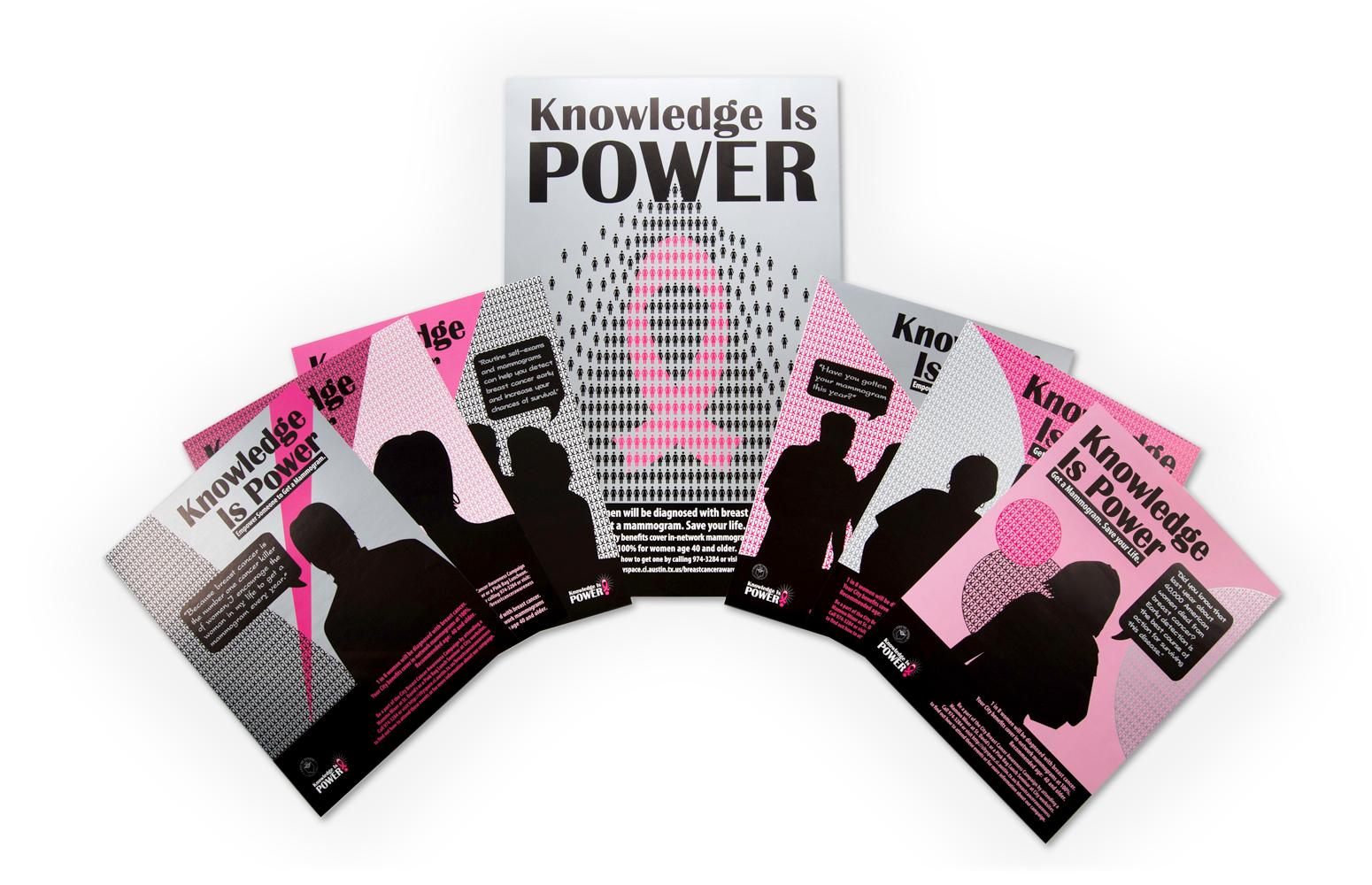 Knowledge is Power Breast Cancer Awareness Campaign