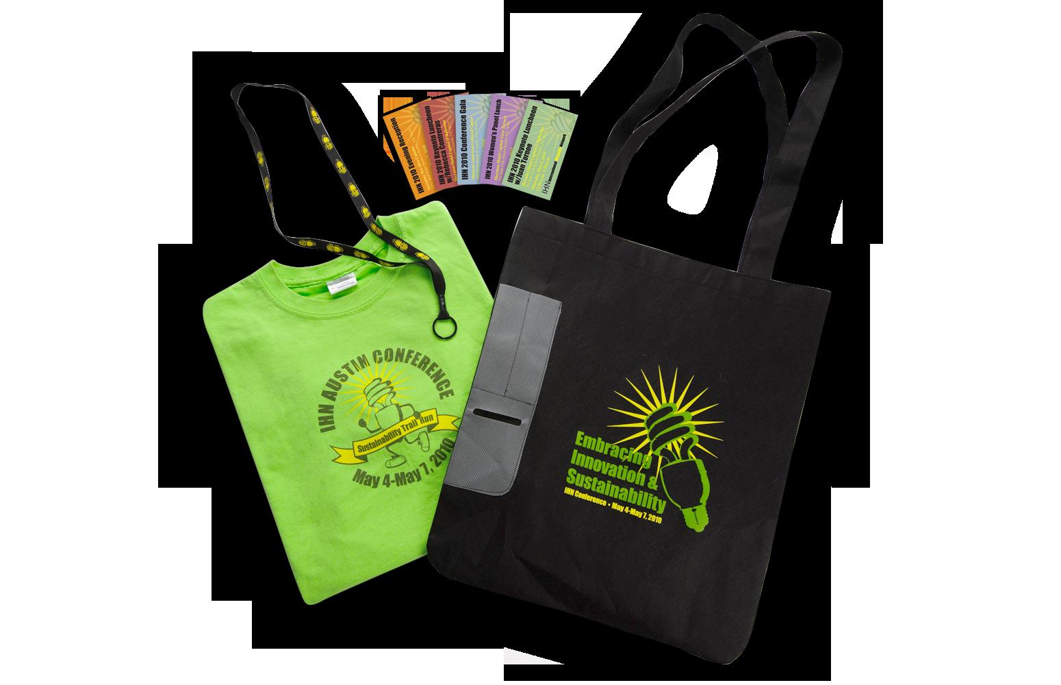 IHN 2010 Conference Merchandise
