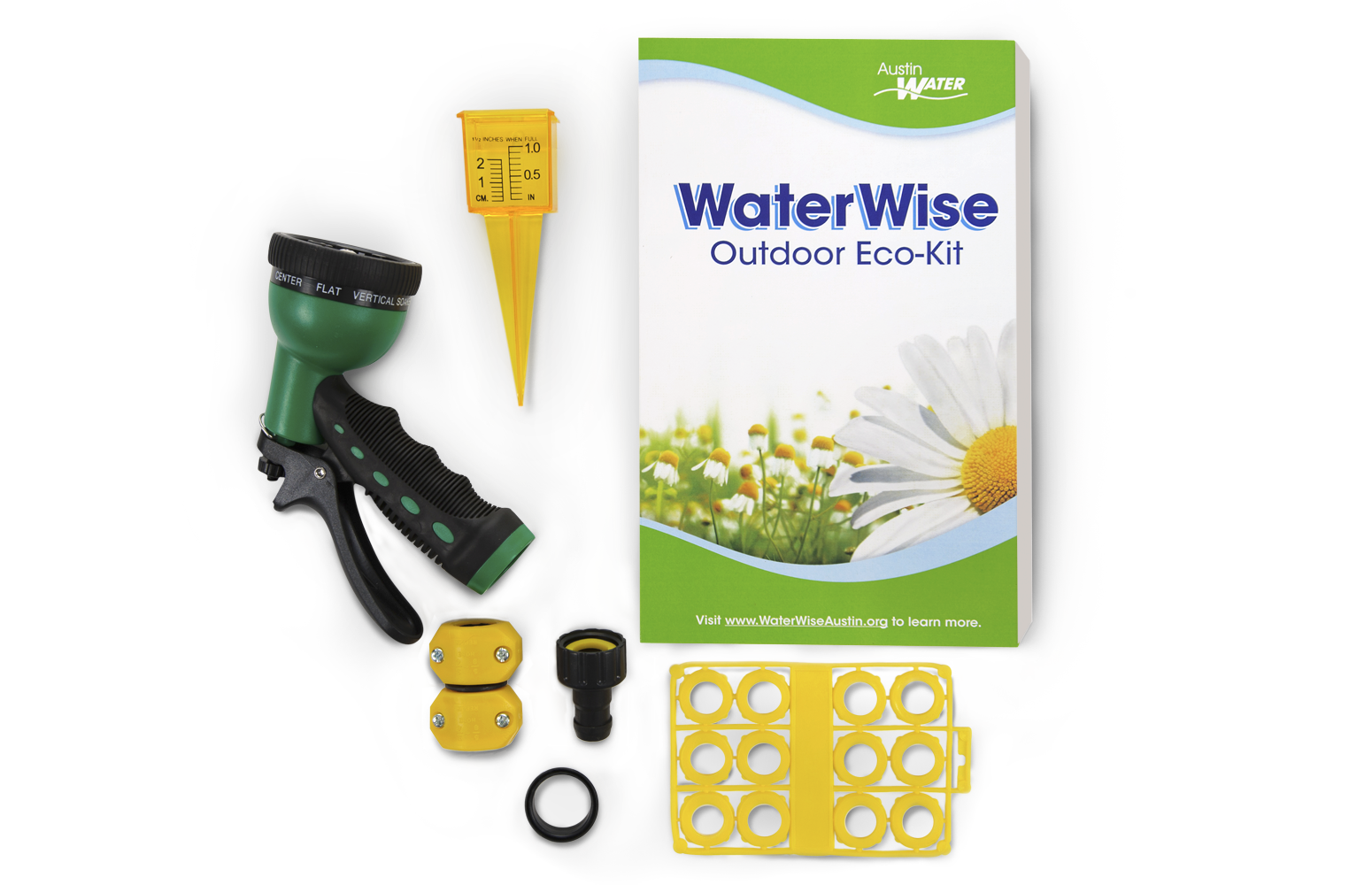 Austin Water Outdoor Eco-Kit