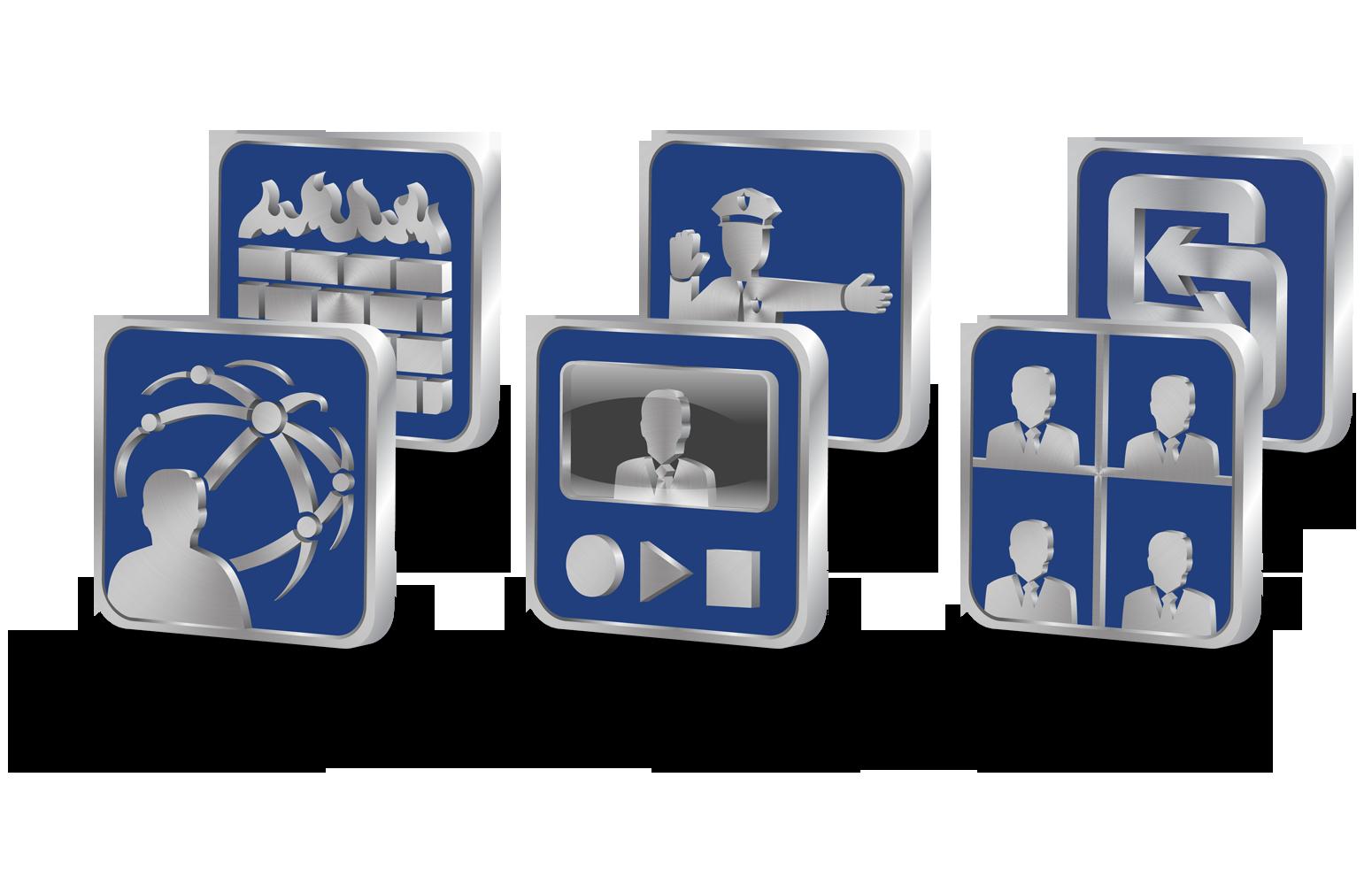 LifeSize UVC Product Icons