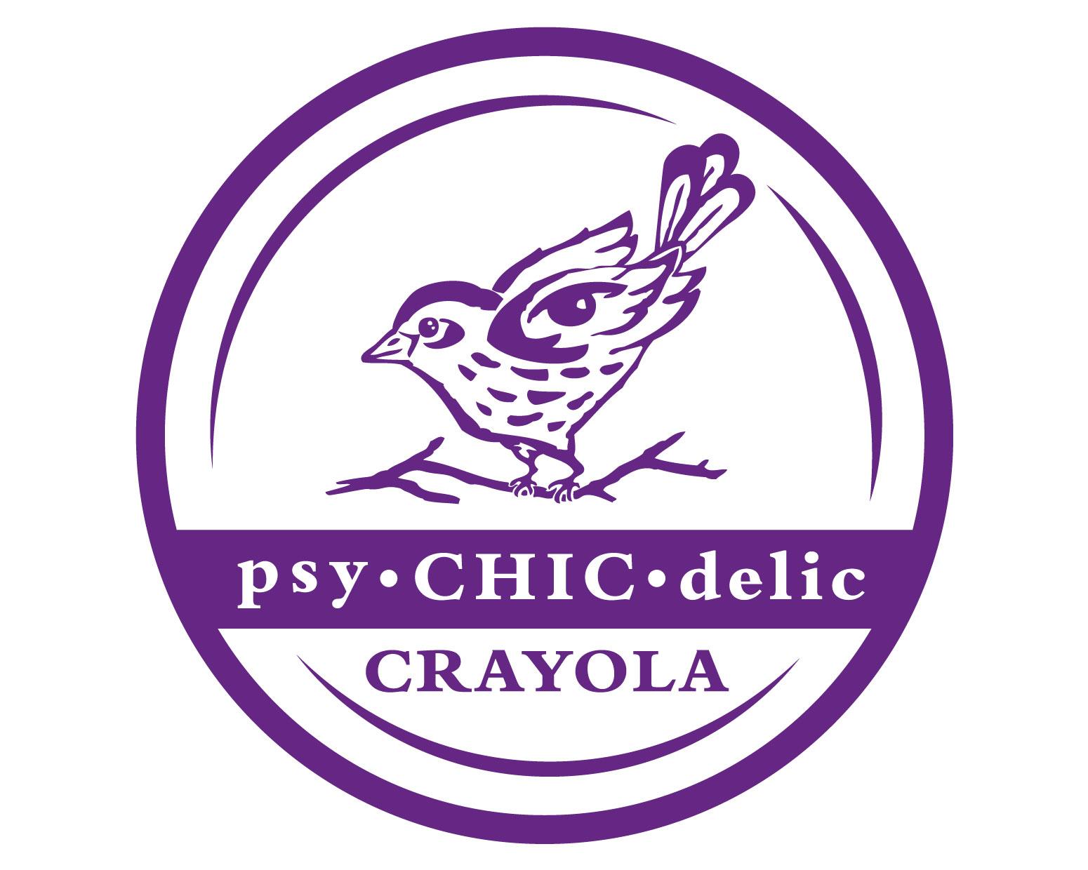 Psy-CHIC-delic Crayola