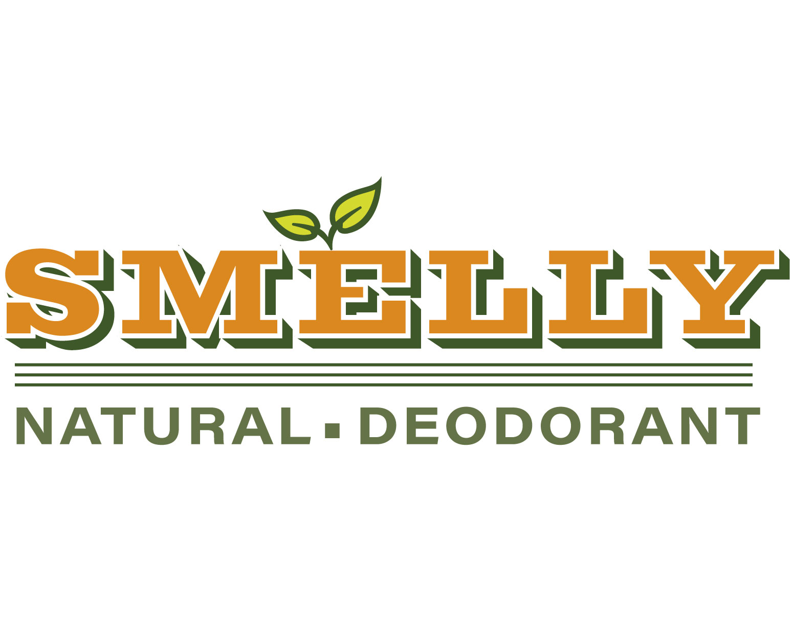 Smelly Natural Deodorant