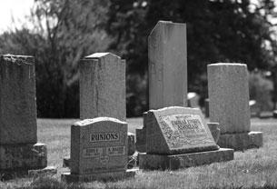 Union Cemetery (Photo: City of Calgary)