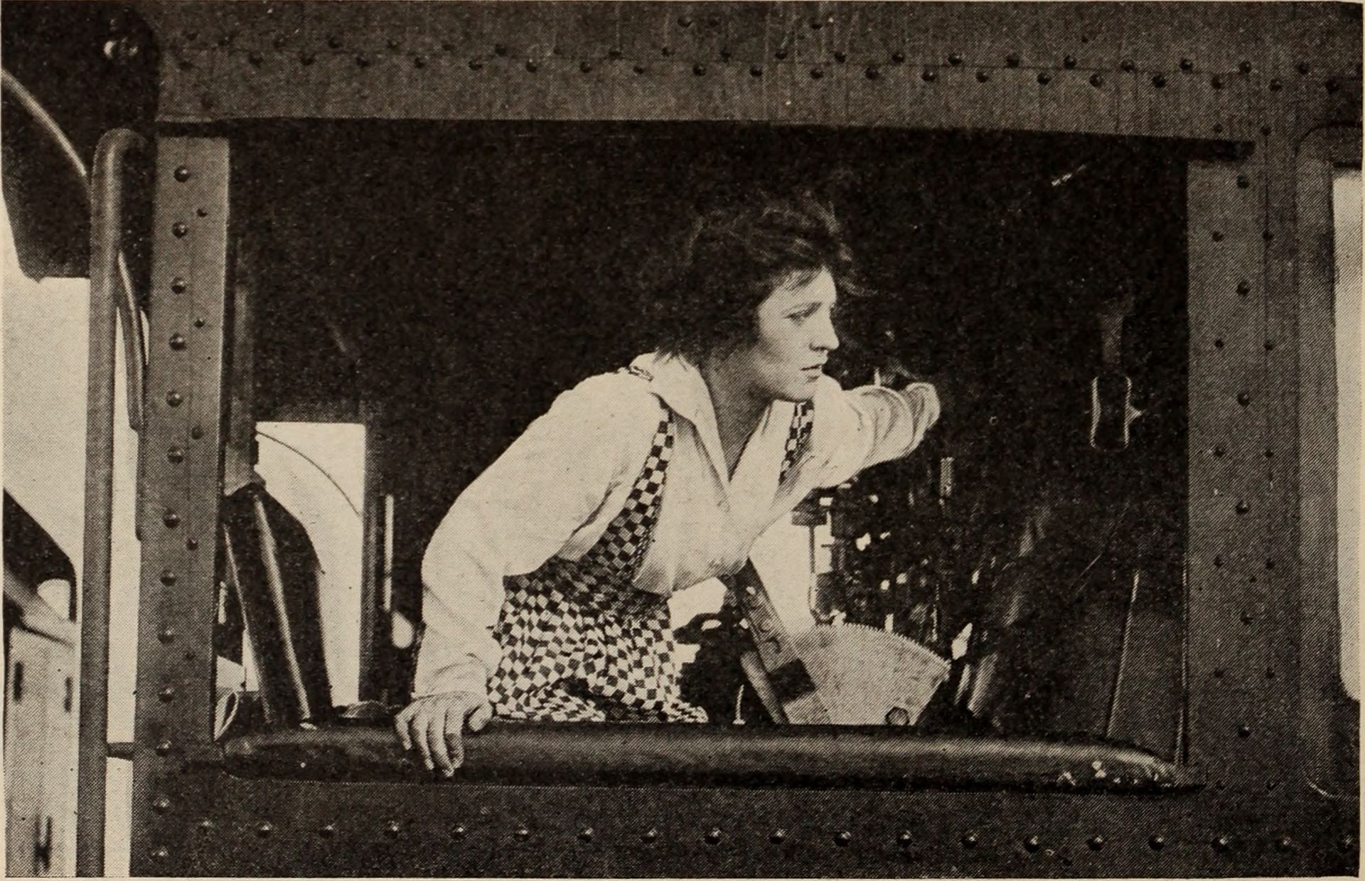 Nitrate, but not forgotten: The pioneering women of early cinema