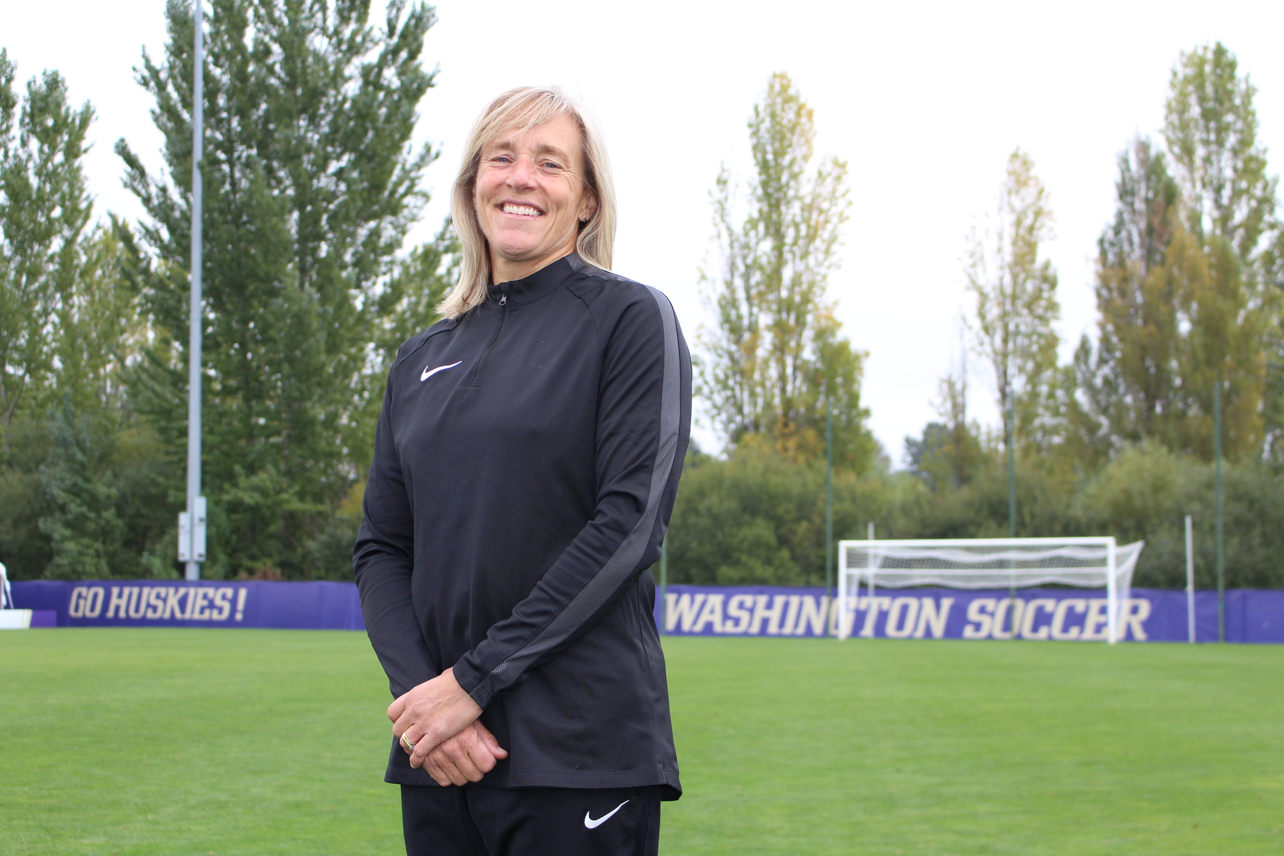 Amy Griffin on learning to 'play big' in soccer—and in life