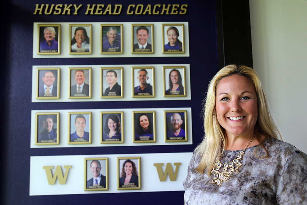 For Jennifer Cohen, process and perspective power UW Athletics