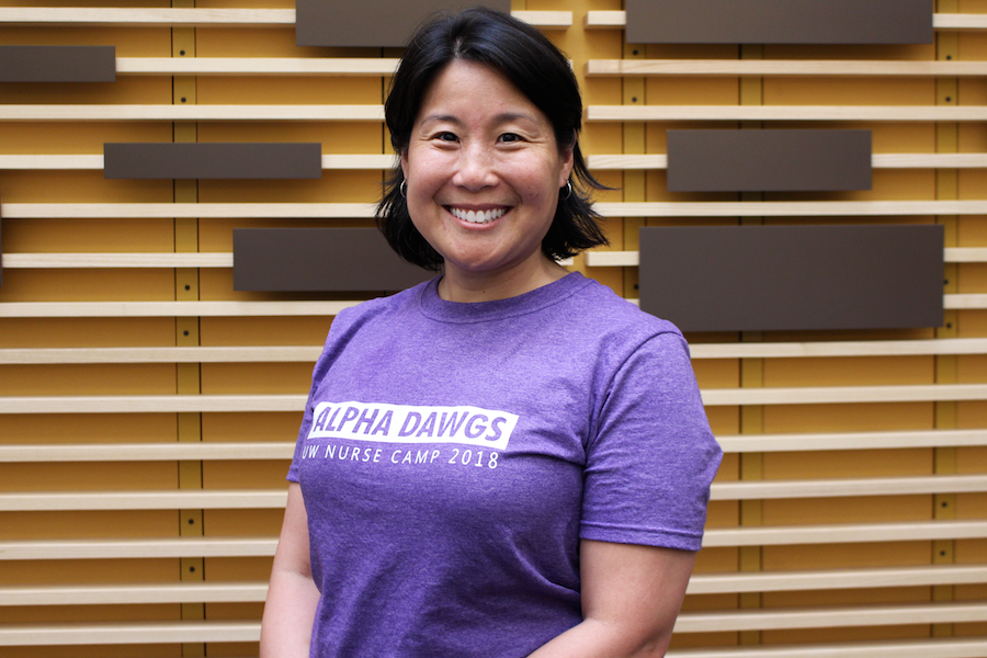 Carolyn Chow jumpstarts the next gen of nurses at UW Medicine