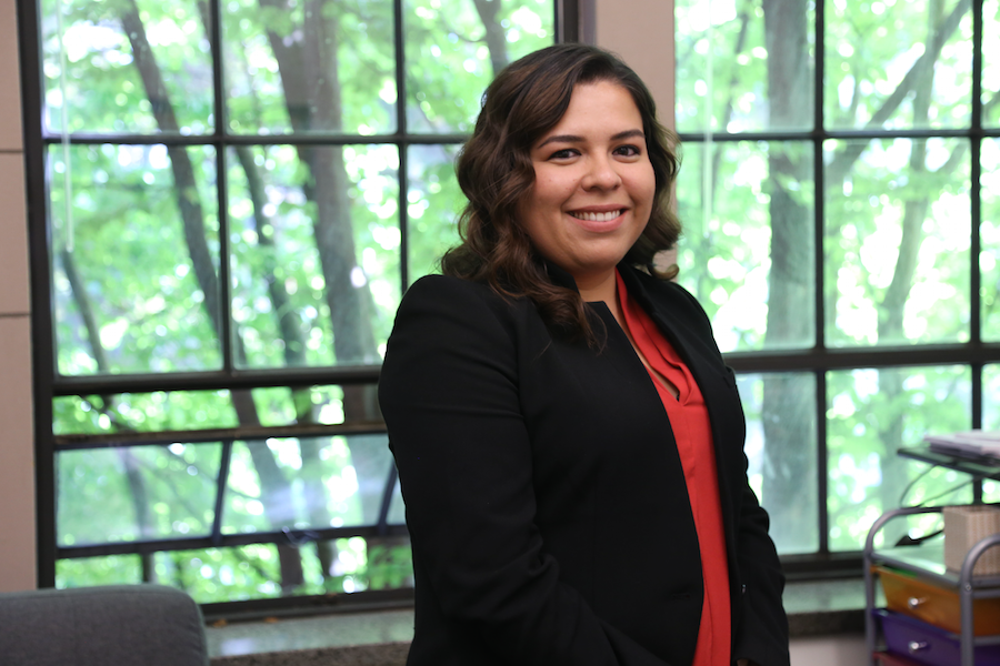 Carmen Gonzales strives for health equity, digital literacy for immigrants