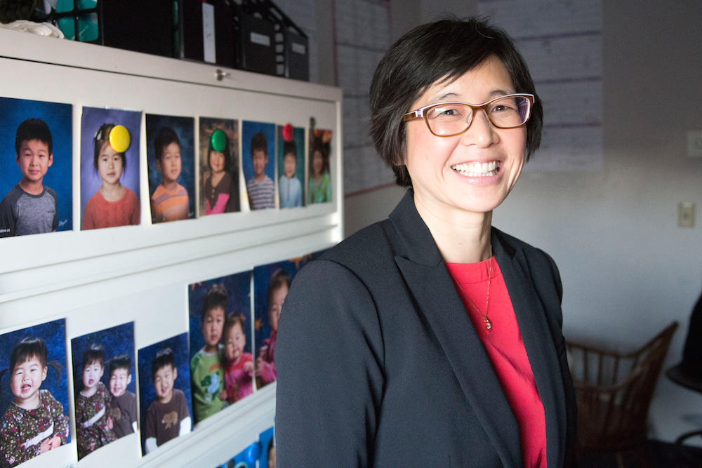 Joyce Yen, UW ADVANCE help women succeed in STEM fields