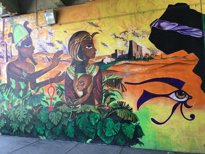 Homewood Mural