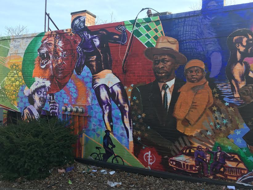 2005 Mural