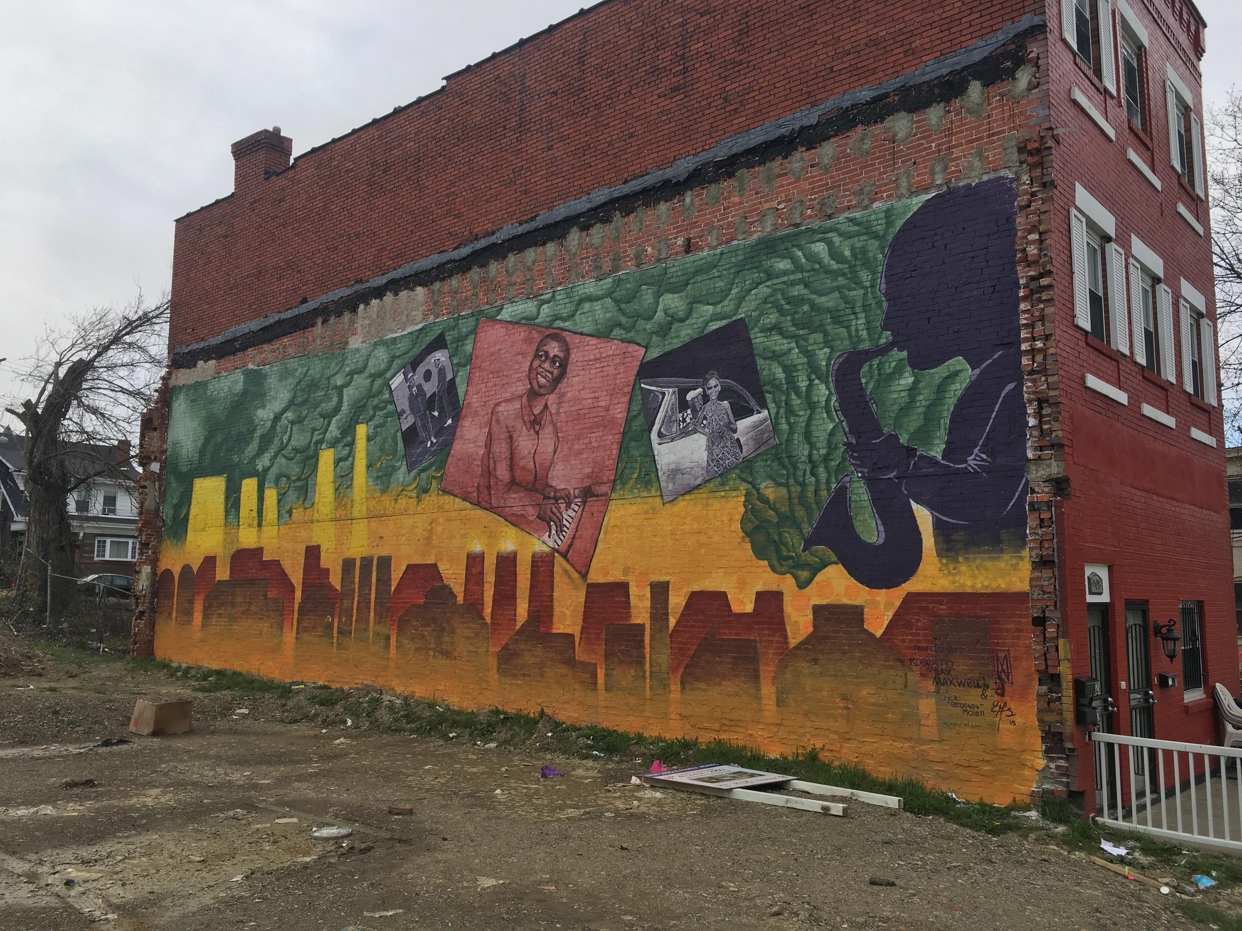 Hill Mural 2015