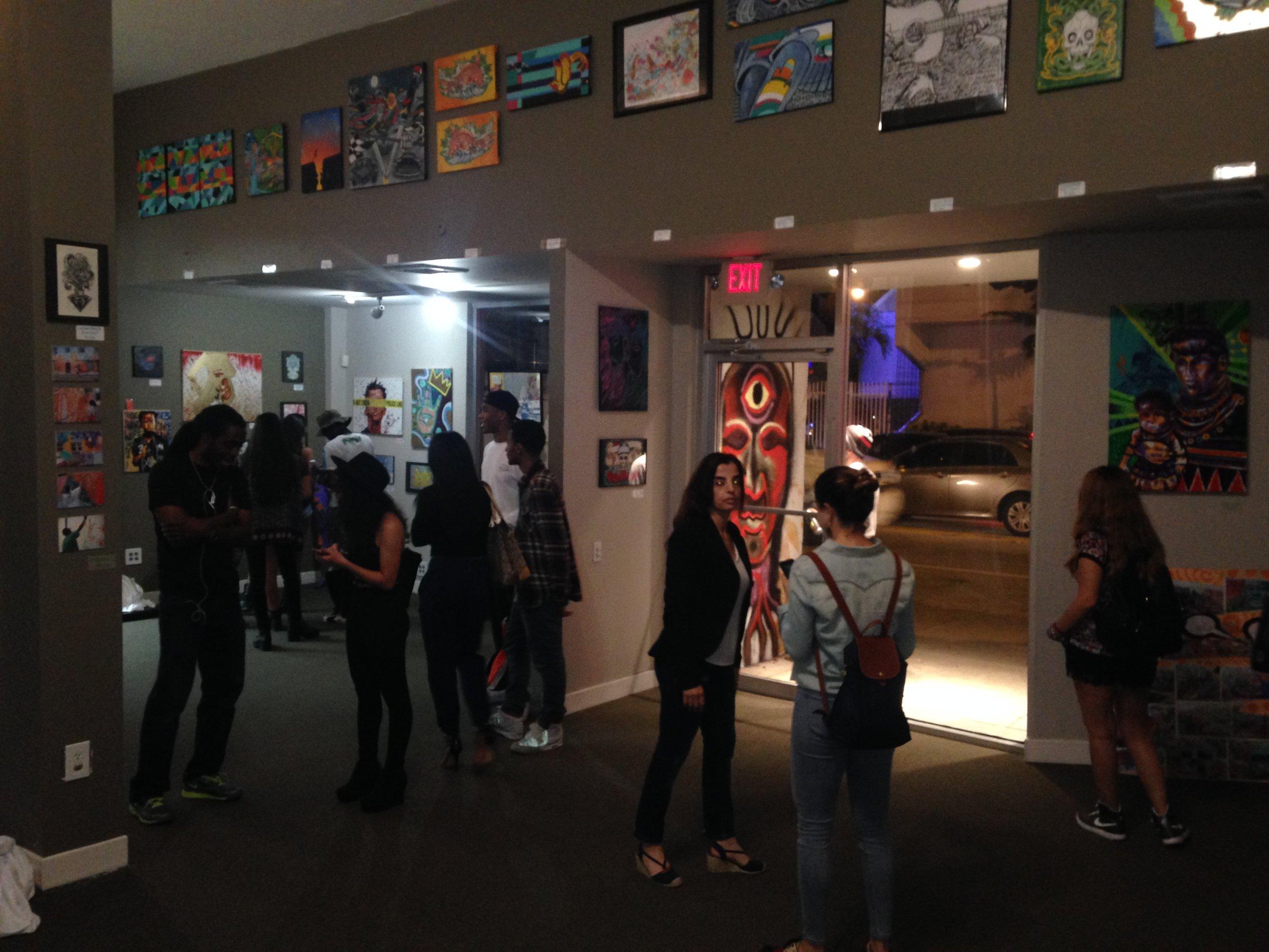 Miami Marine stadium show 2014 art basel.JPG