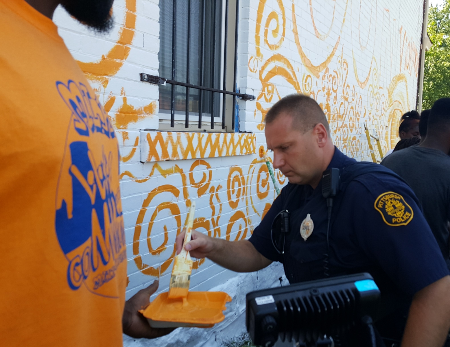 Homewood - Officer Brian Smolinksi painting .jpg