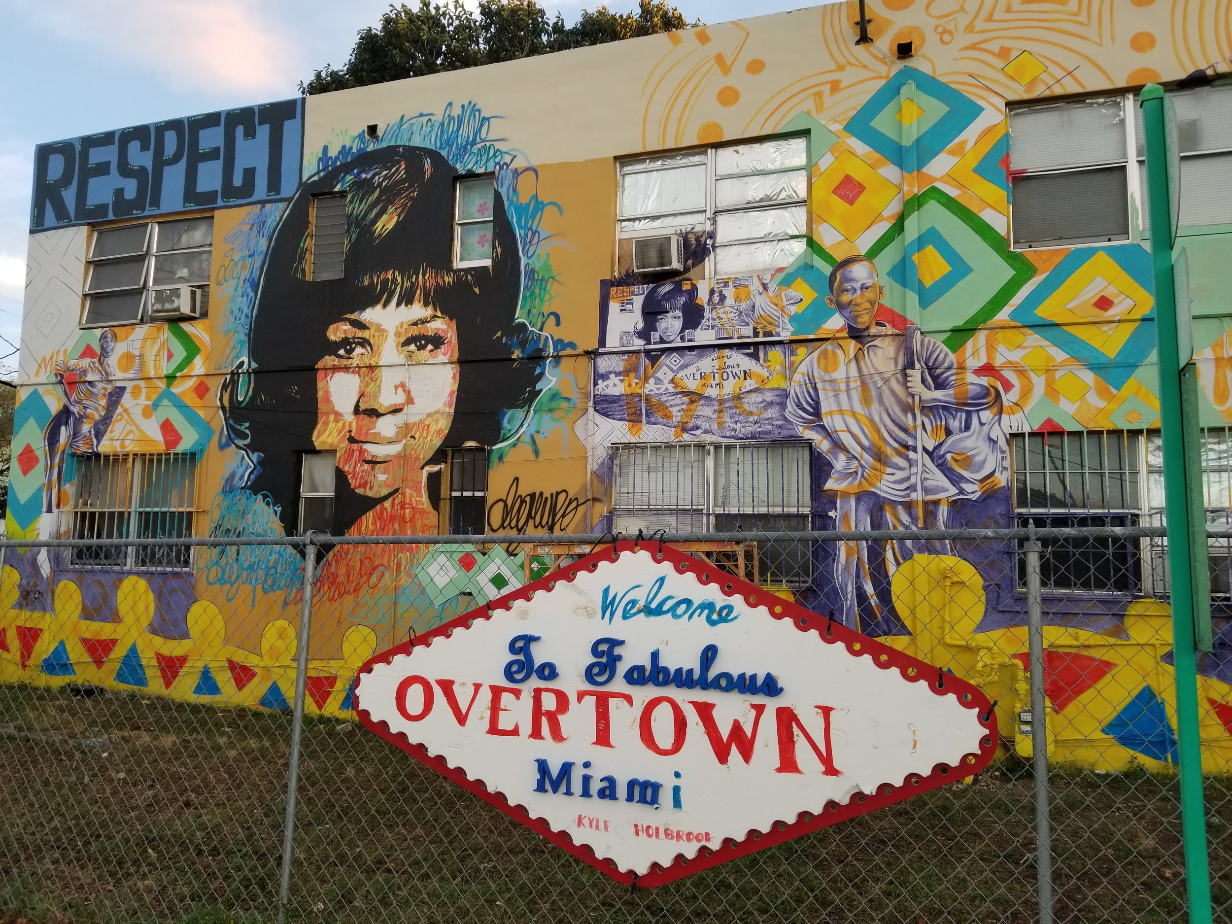 Welcome to Overtown - Wynwood must show respect to Historic Overtown