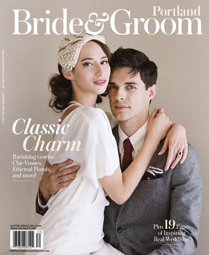 Portland Bride and Groom