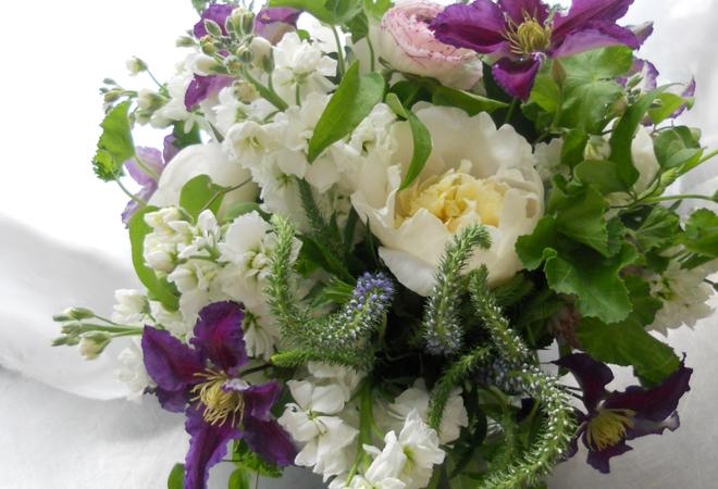 Local Organic Bouquet