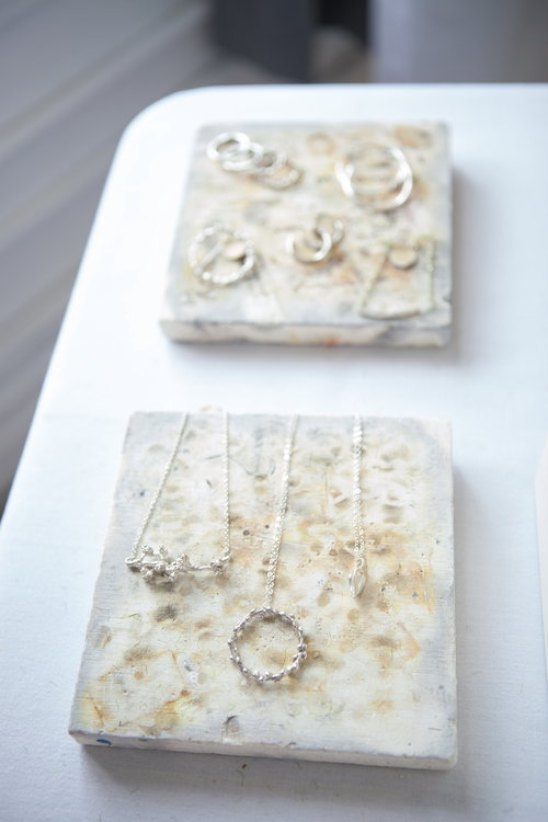 Pretty pieces by  Barbara Michelle Jacobs