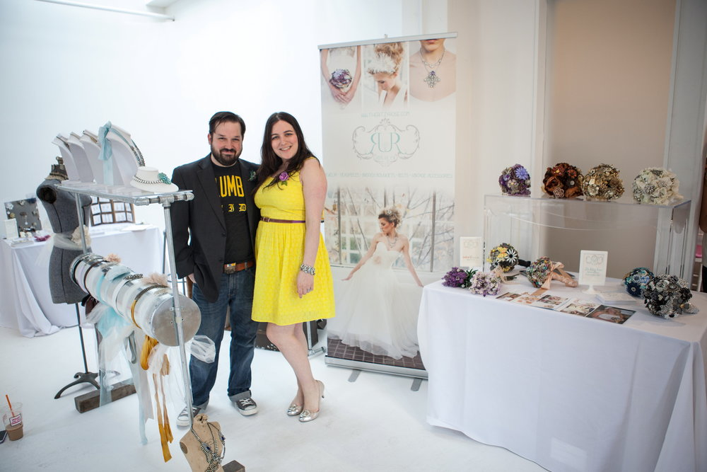 The Ritzy Rose  creative duo - loved chatting with them about our babes :)