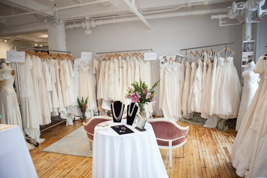 Wed Altered pop-up bridal boutique