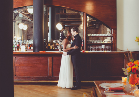 Wythe hotel Brooklyn wedding venue