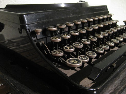 Winifred Bean Great Gatsby Typewriter.jpg