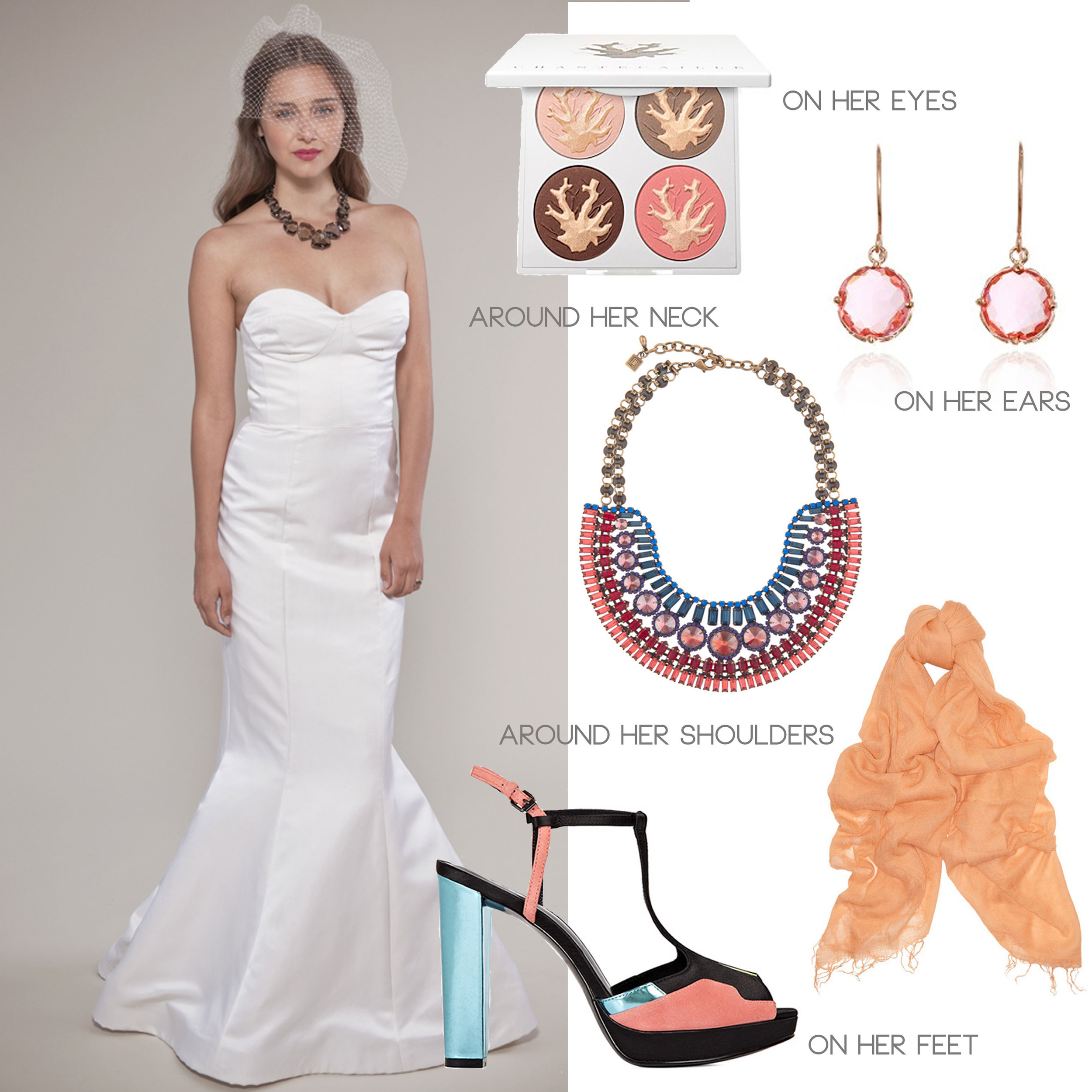 Bridal, Style, Fashion, Makeup, Beauty, Wedding Gown