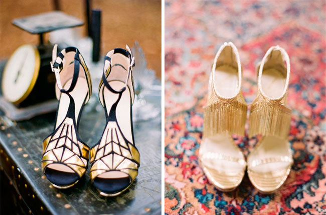 brian atwood bridal shoes gold