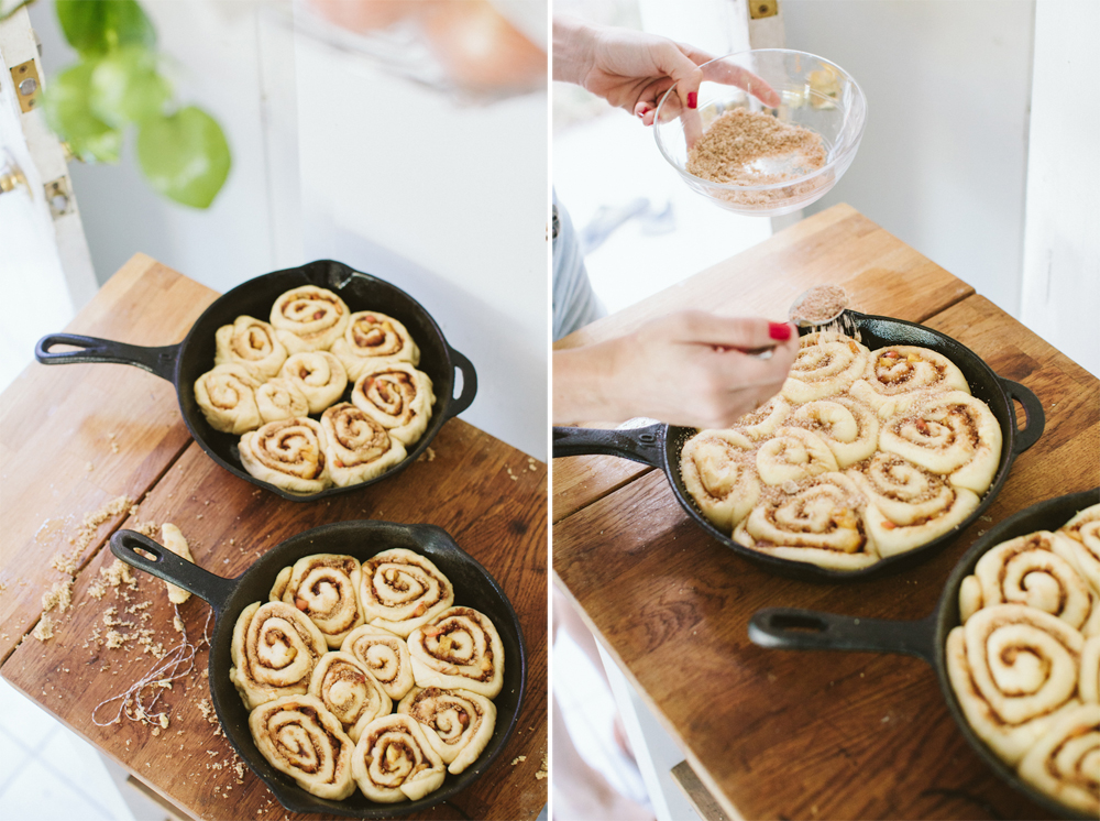 winifred bean, figgy bakery, paige jones photography, fall desserts, cinnamon rolls, recipes