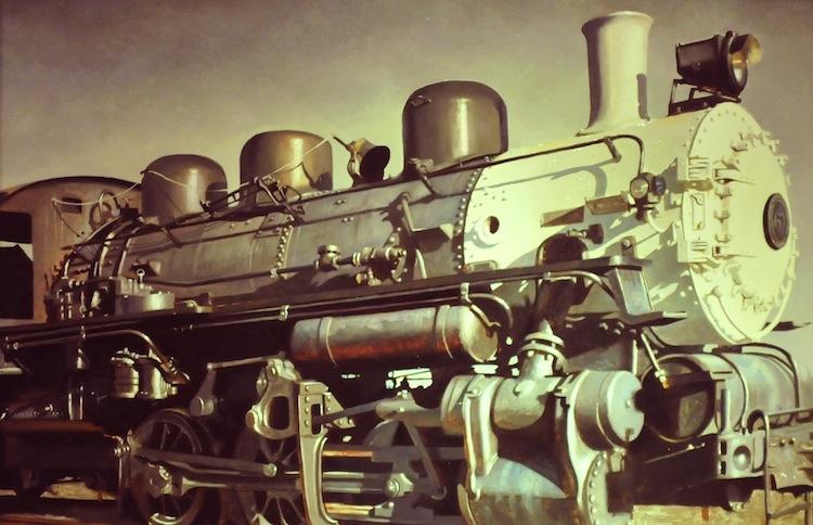 Train to Kenyan