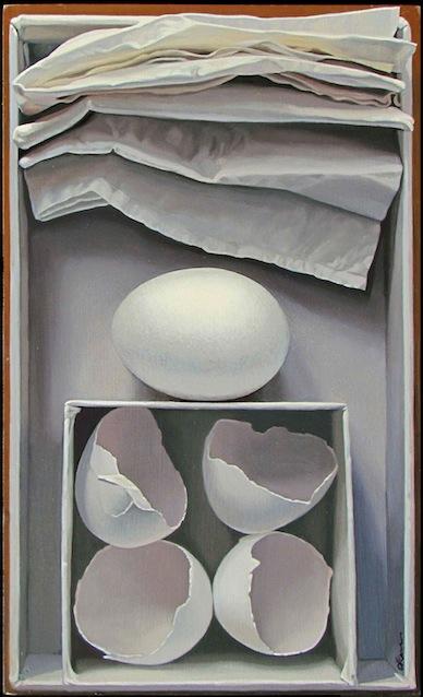 Paper and Eggshells
