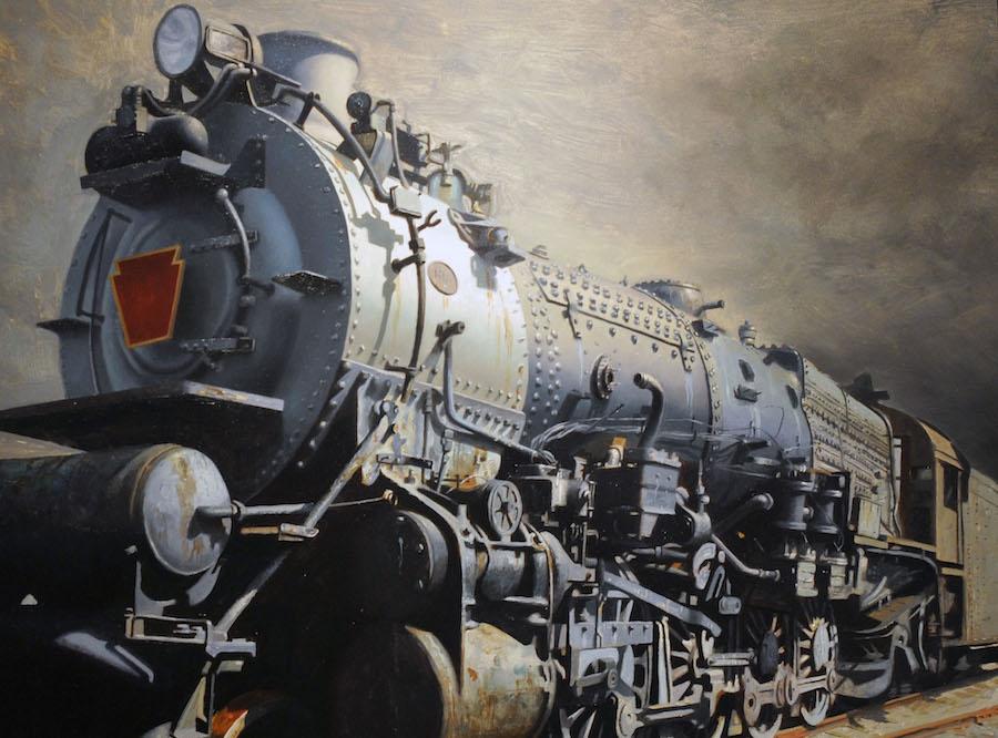 Locomotive, Stormlight