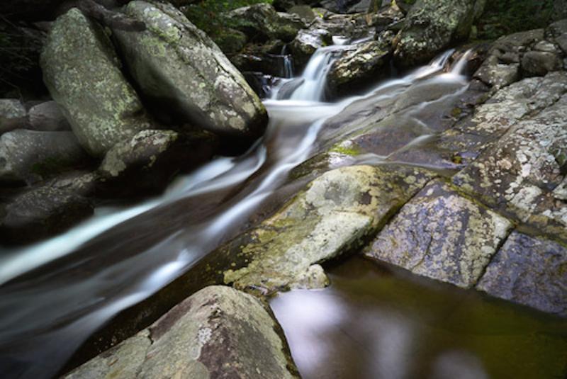 Stream Continuum 11,   Photograph